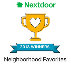 Nextdoor 2018 Neighborhood Favorite